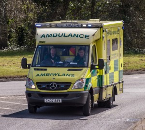Ambulance concerns: Targets have been missed again.