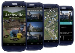Wales archaeology App is a world first