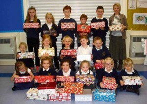 shoeboxes for appeal