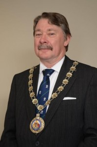 Cllr Tom Richards is new council chairman