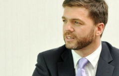 Ducked question: Secretary of State Stephen Crabb (Con) .