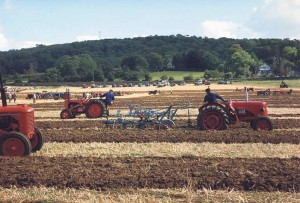 Ploughing match: North Pembrokeshire farm welcomes competitors from around the world
