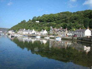 Lower Town Fishguard