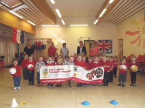 Fit and Fair: Pupils from Kilgetty School