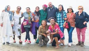 Bringing people together: The Mosaic beach group