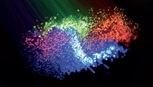 Speed of light: Fibre-optic broadband