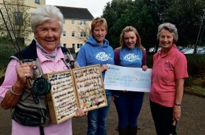 Donation helps land fishing workshop