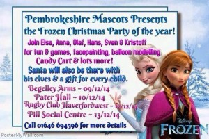 Frozen party: Parents are questioning if Disney authorised the 'shambolic' event