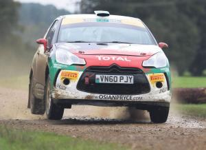 Osian Pryce: The Ford Fiesta R5.