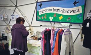 Transition Haverfordwest: Looking after the environment.