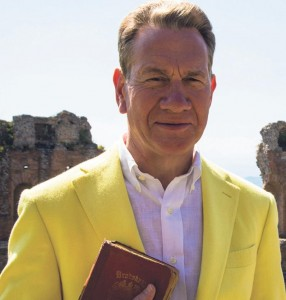 All aboard!: Michael Portillo