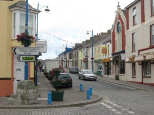 Pembroke Dock: One of the areas to benefit from extra cash