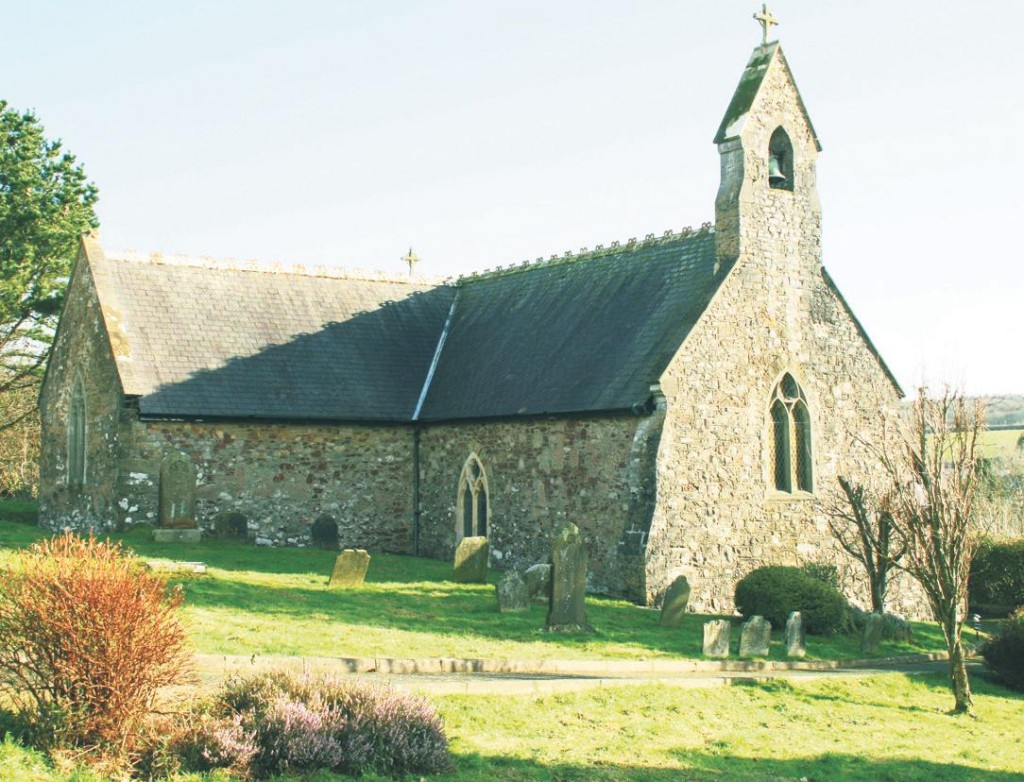 Ambitious plan: Llangwm passes another milestone with HLF grant.