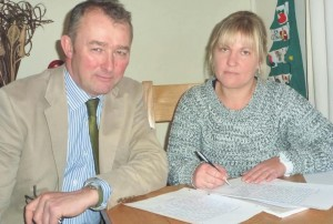 Kelly Thomas and Simon Hart MP: Letter to First Minister Carwyn Jones.
