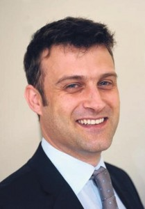 Getting to know you: Stephen Moore of the NHS