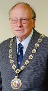 Mr Evans: When he was Pembrokeshire County Council Chairman in 2008.