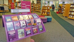 Milford Haven Library: Get literary!