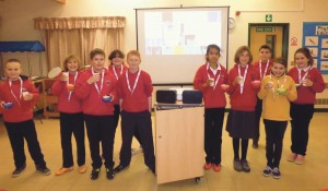 Film Club: Stepaside pupils at the new after school club.