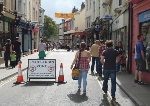 Annual traffic ban: Council wants your view.