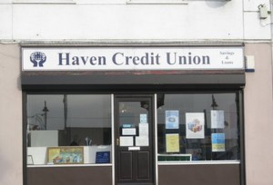 Out of business: Haven Credit Union