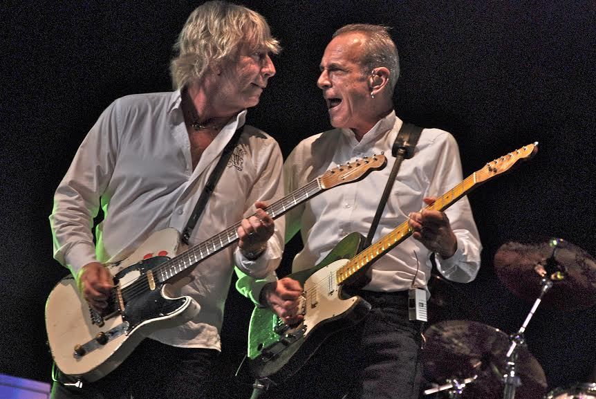 Status Quo, along with Mumford and Sons​:​  ​M​ ay play in Pembrokeshire next year