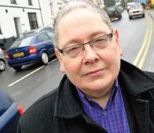 Councillor Thomas: 'Horrendous traffic'