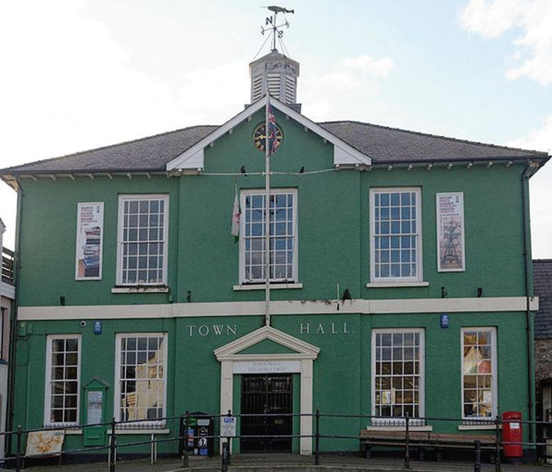 Funding boost: Fishguard Library
