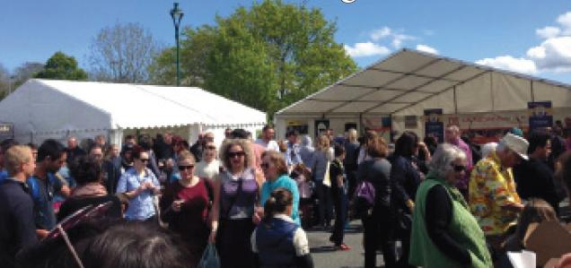 A huge amount of people attended Haverfoodfest: A brilliant day
