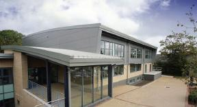 Pembrokeshire College: Recommended to be attached to a school.