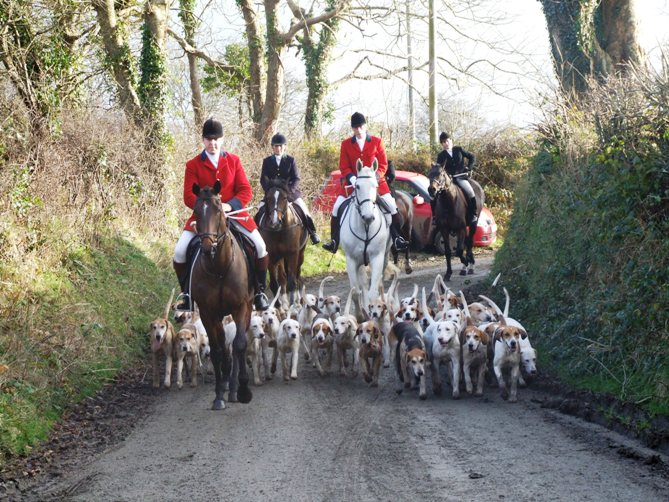 The South Pembrokeshire Hunt
