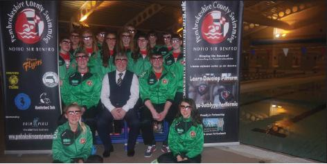 Pembrokeshire County Swimming Club: National success!