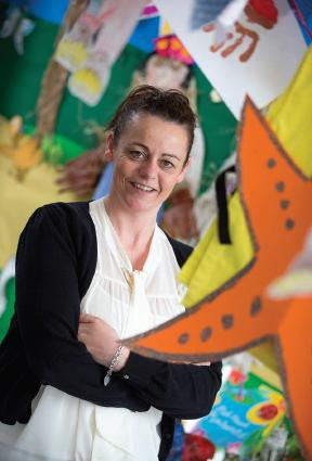 Inspirational adult learner: Claire Arnold