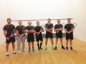 Top squash back in county