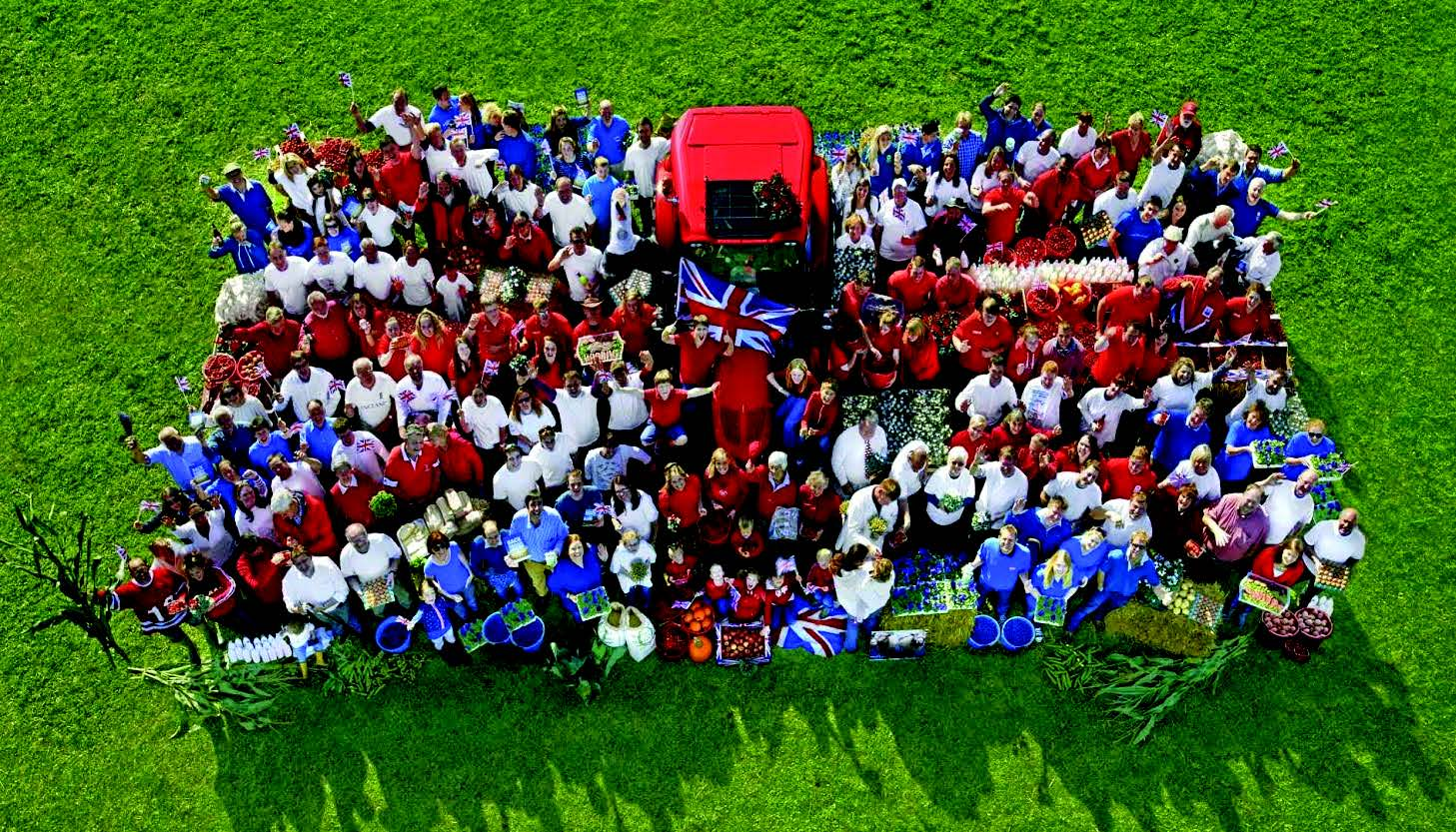 It's time!: Farmers call for consumers to back British!