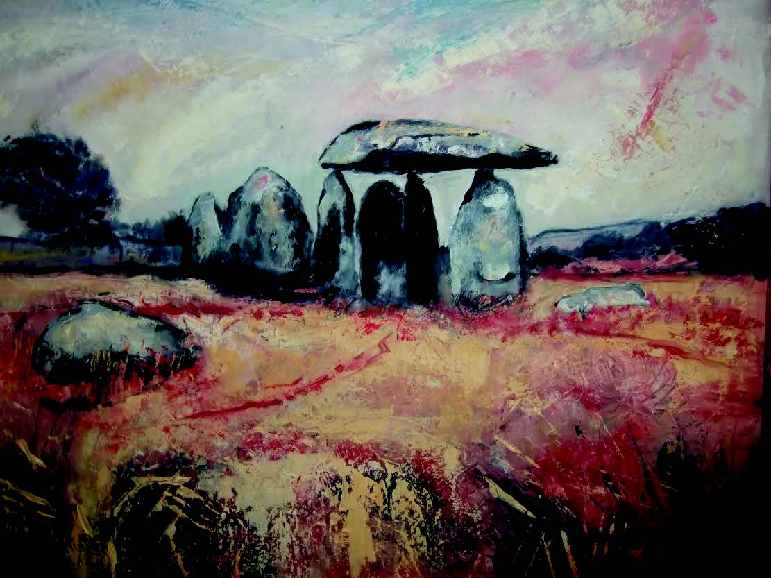 Susan Edwards: Exhibiting her work at St Davids Cathedral