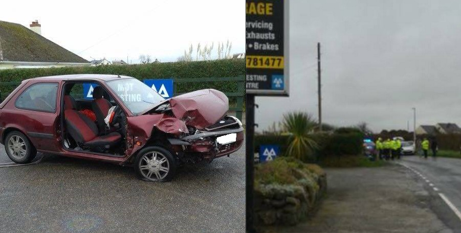 accident broad haven