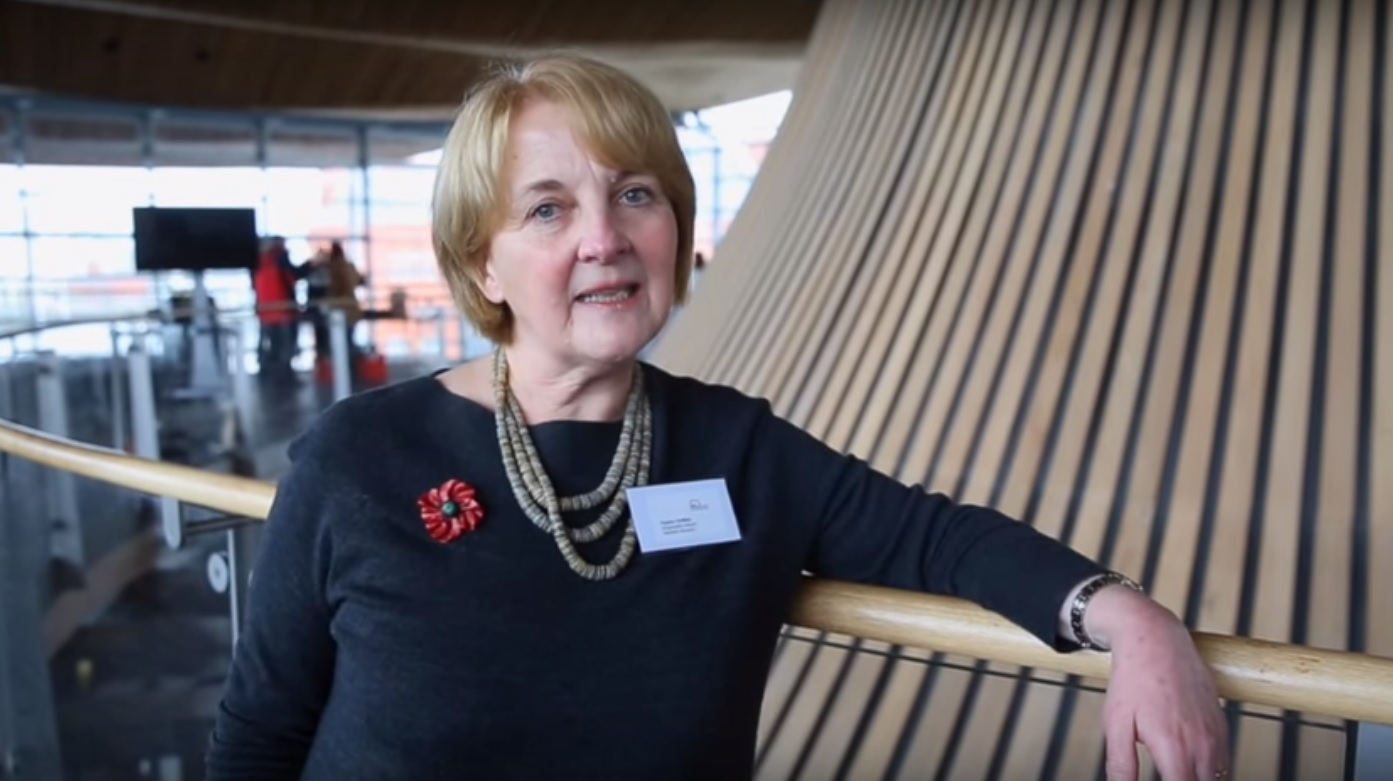 New Years Honour: Narberth's Pauline Griffiths