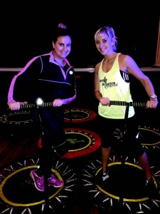 Emma Davies and Samantha Williams: Fundraising for the Golau Cancer Foundation