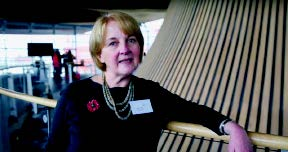 Pauline Griffiths: British Empire Medal