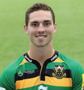 George North: Returned to score a bonus point try