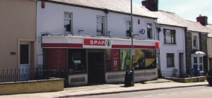 No inuries: Cardigan Spar was being robbed