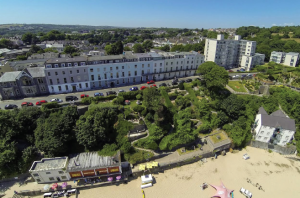 Fourcroft Hotel: Tenby landmark up for sale