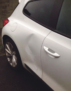 Vandalised cars: Do you have any information?