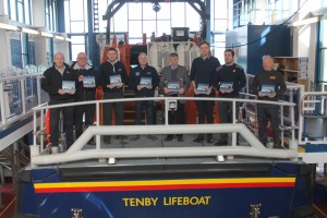 Lifeboat book launch