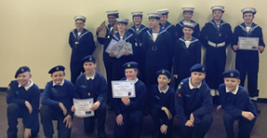 """Milford Haven Sea Cadets: """"A force to be reckoned with"""""""