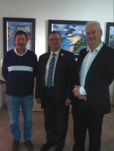 Neil Westerman Hon Curator: With William Powell AM and Alistair Cameron