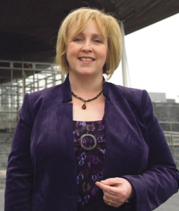 Suzy Davies: Language skills are important for Welsh children