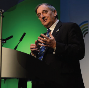 Absence of broadband announcement disappointing: Meurig Raymond