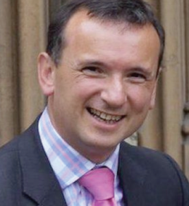 Alun Cairns: New Secretary of State for Wales