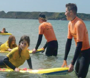 Splash Out: Successful autism event returns to Tenby